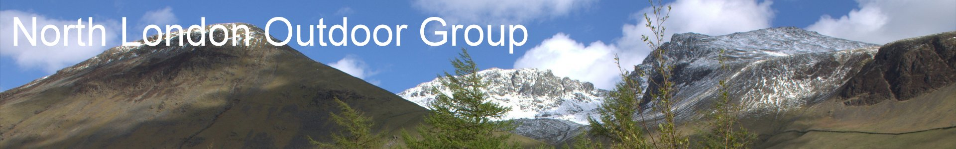 North London Outdoor Group banner image